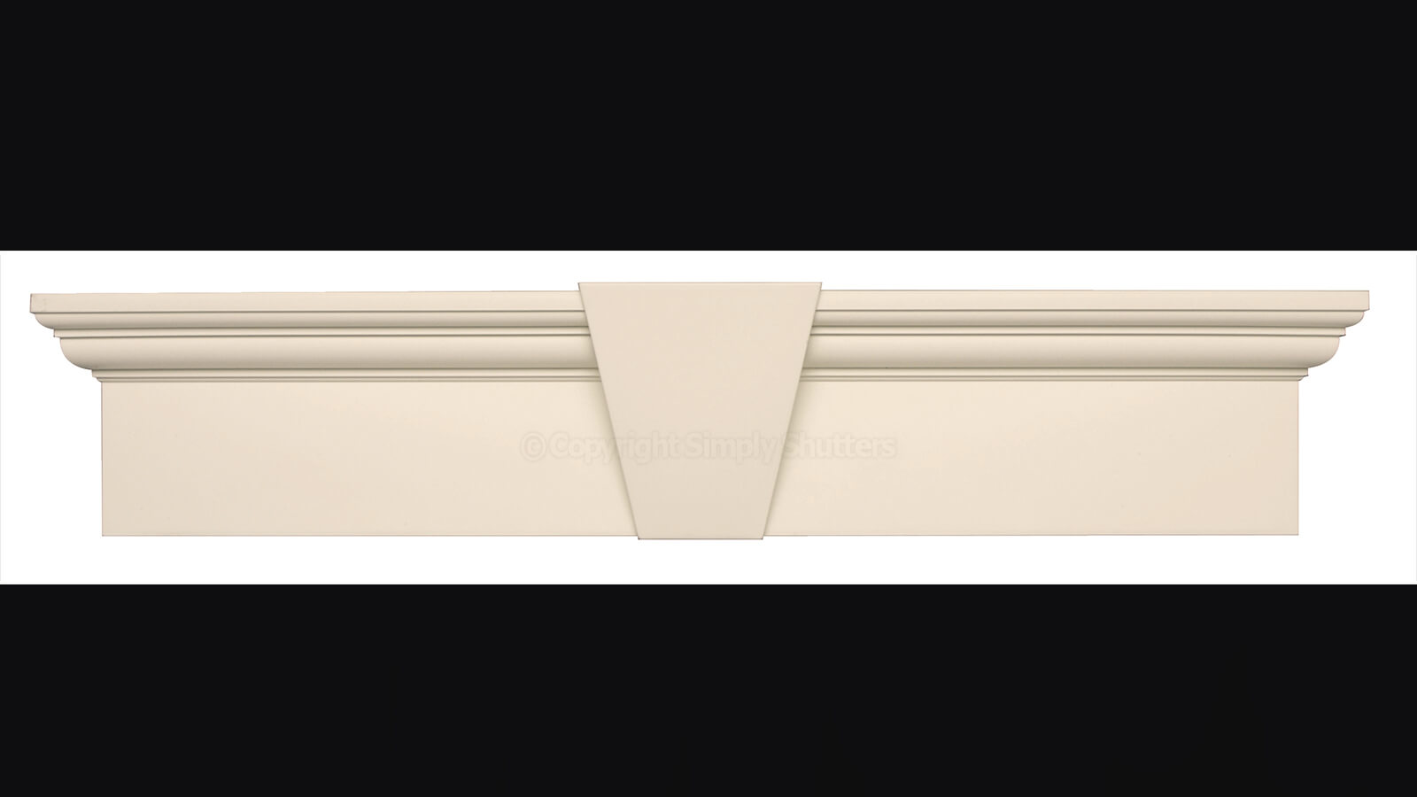 Window Header | Flat Panel with Keystone