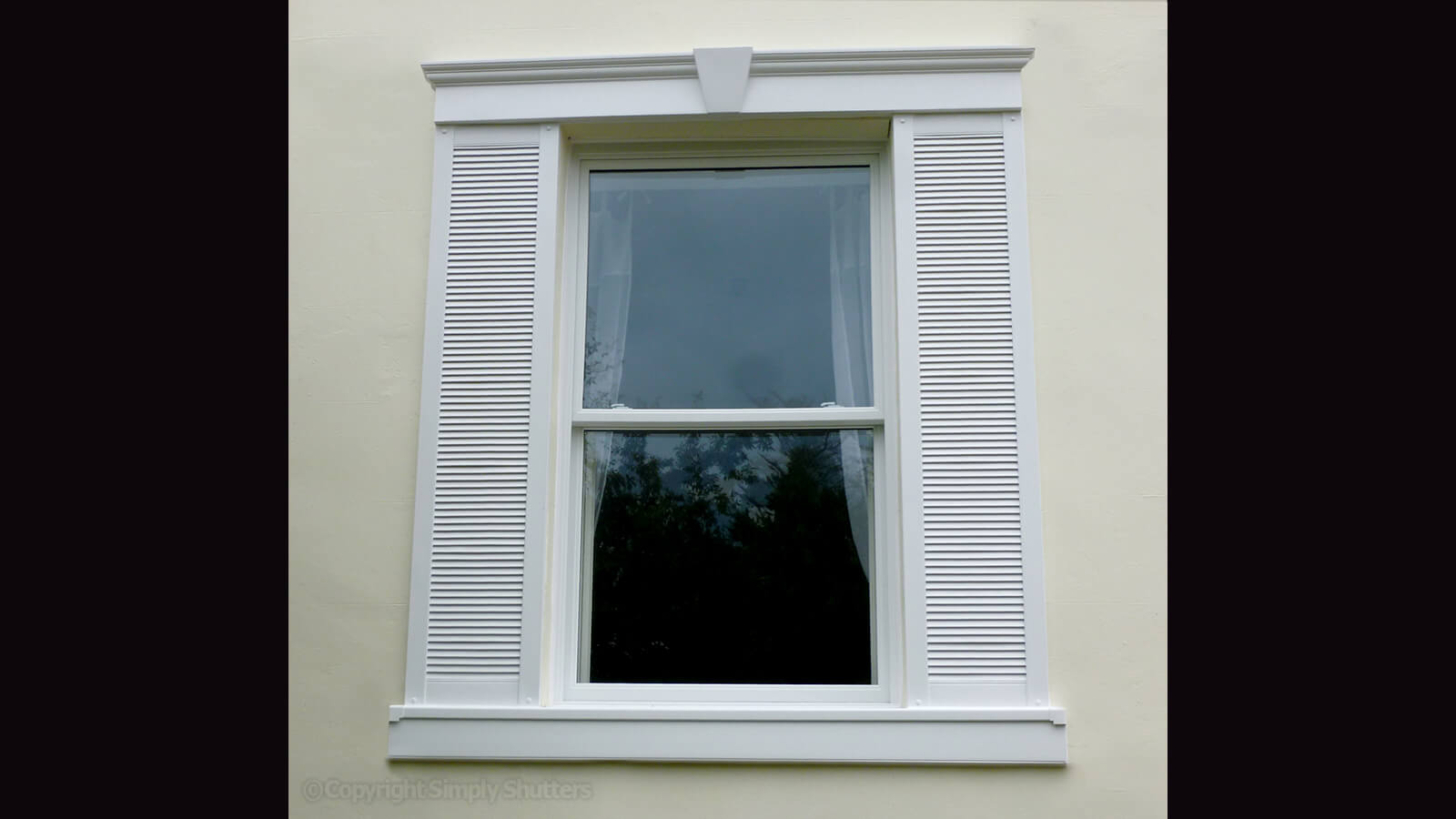 Window Header 6 Quot High