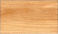 The knot free grain of our Araucaria pine doors