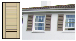 The Cavendish from Simply Shutters