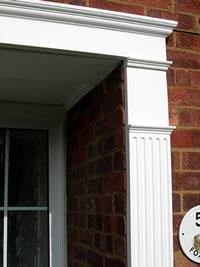 Door Surround Pilasters