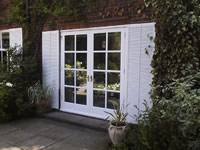 Extrawide Exterior Window Shutters