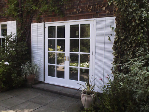 Extrawide Exterior Shutters From Simply Shutters