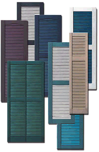 Exterior Window Shutters from Simply Shutters UK