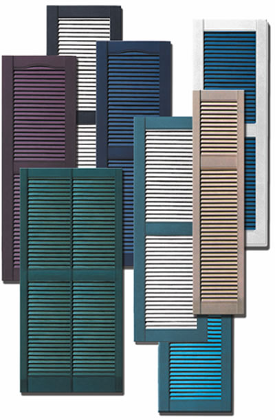 Window shutters exterior external shutters plastic for Window shutters