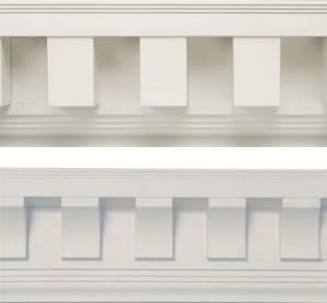 Dentil Trim - Carton of 8 x 1220mm lengths