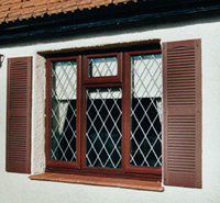Master Exterior Window Shutters