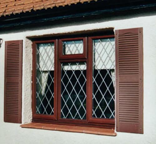 Exterior Wooden Shutters Uk External Wooden Window