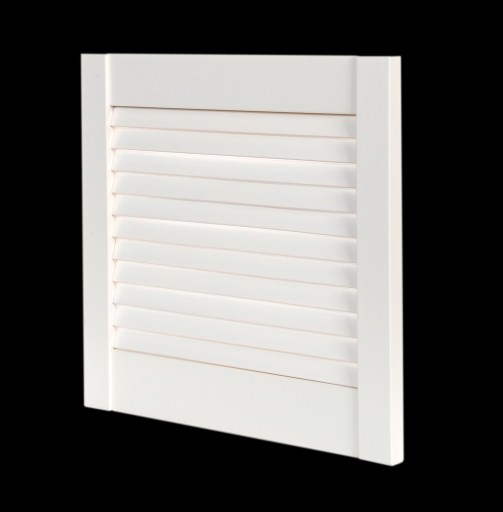 white line painted araucaria pine internal louvre door. Black Bedroom Furniture Sets. Home Design Ideas
