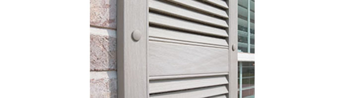 Shutter spike after installation