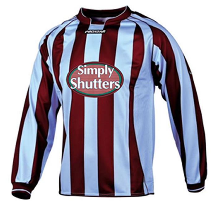 Simply Shutters Sponsor Thetford Town Under 15 Football Team