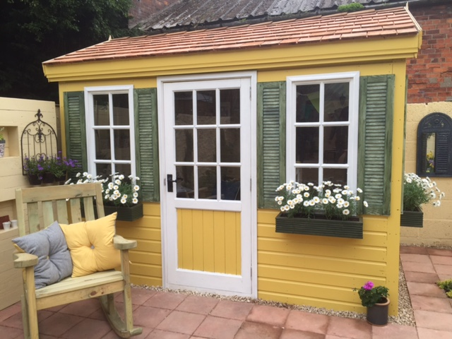 Simply Shutters appear on ITV's Love Your Garden