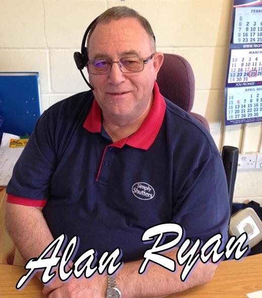Simply Shutters Staff Spotlight: Volume 1- Alan Ryan