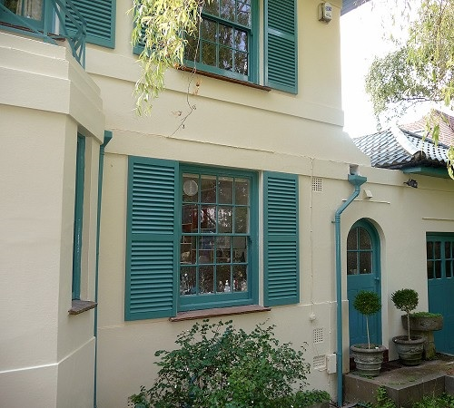 Things to consider when measuring for decorative exterior shutters