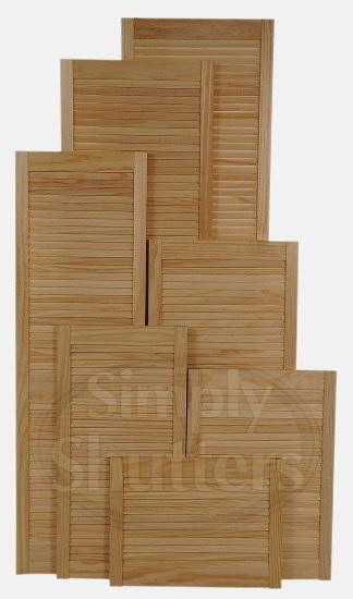 pine louvre doors 2