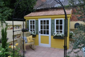 Shutters on your shed